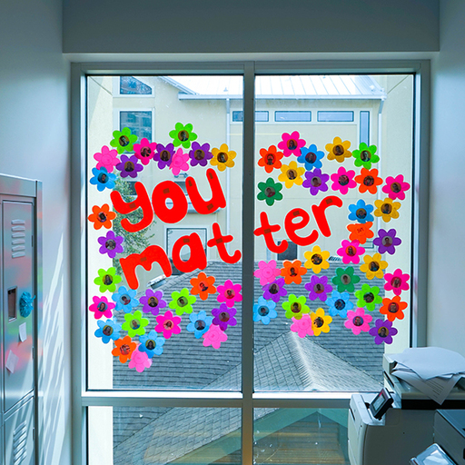 Mrs. Wilson & Daley Show Students They Matter