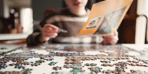 Practice Social Skills, Hand-Eye Coordination & More with Puzzles