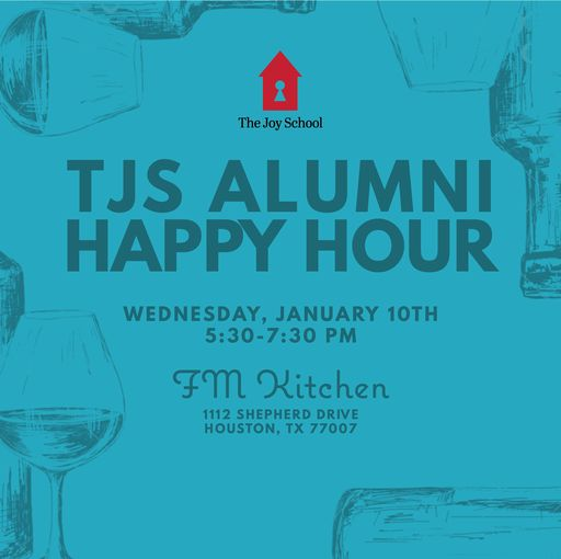 Adult Alumni Happy Hour!