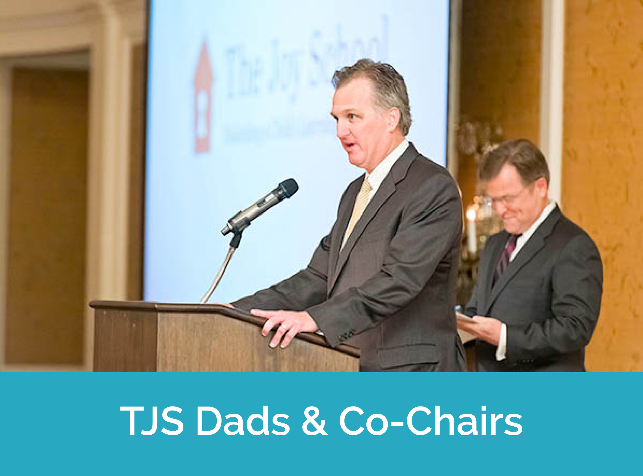 TJS Dads & Co-Chairs