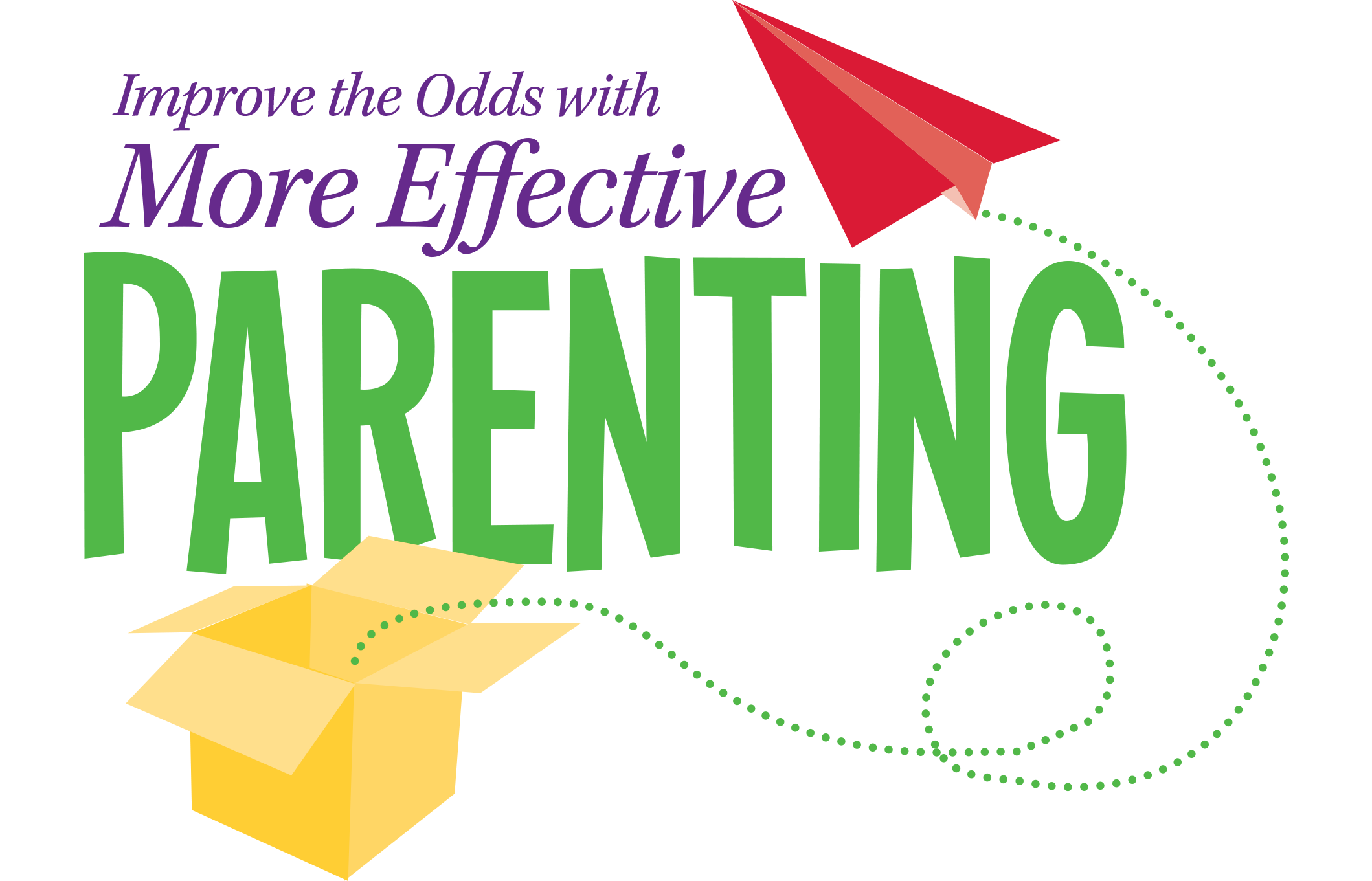 Improve the Odds with More Effective Parenting