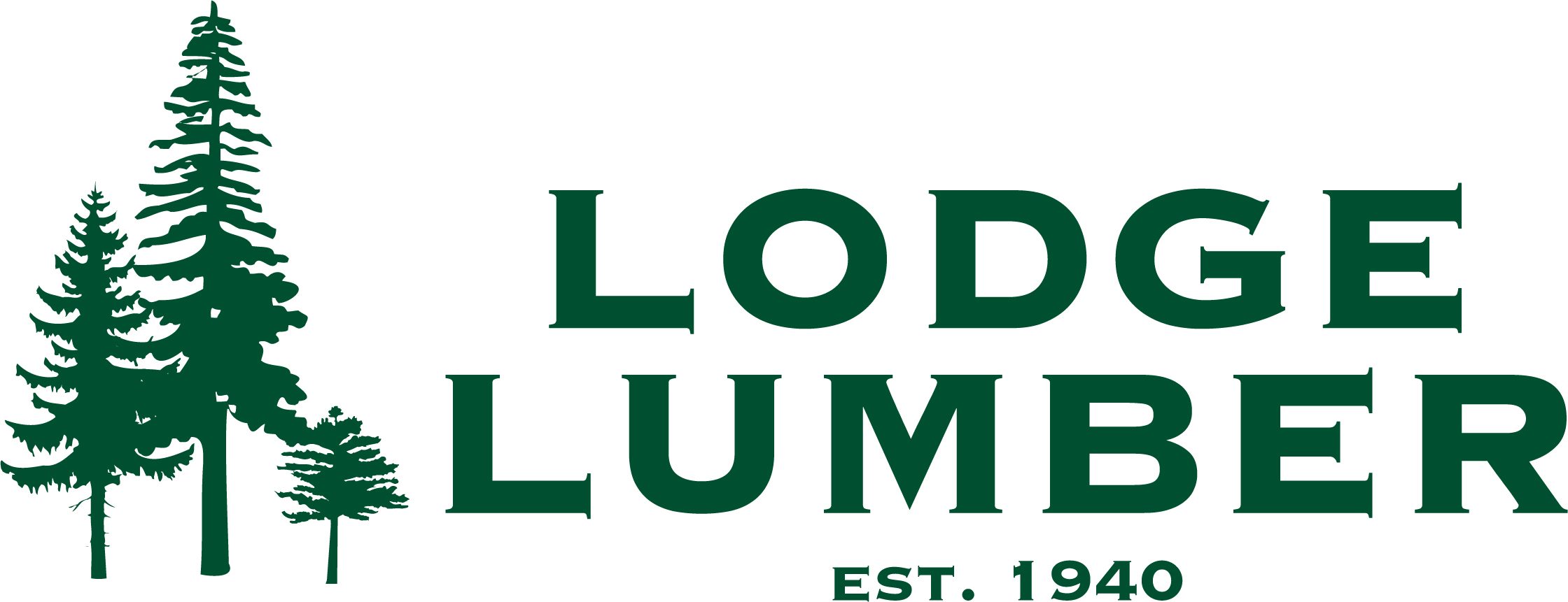 Lodge Lumber Logo
