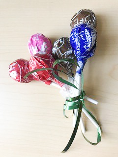 Tootsie Pop Bouquet
