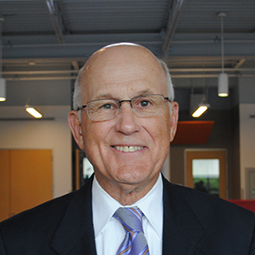 Bob Walker in a Suit and light color tie